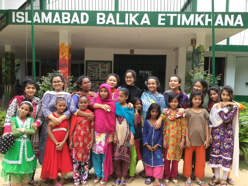 DOE Residential Project (Girls) 2018