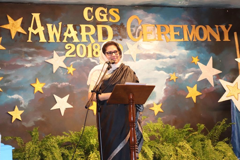 Award of Playgroup-Class-1