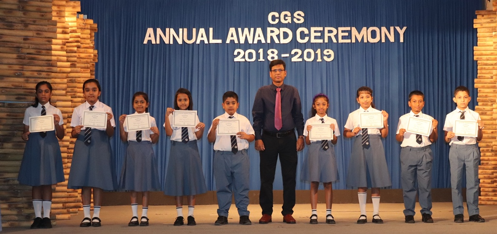 Annual Awards 2018-19