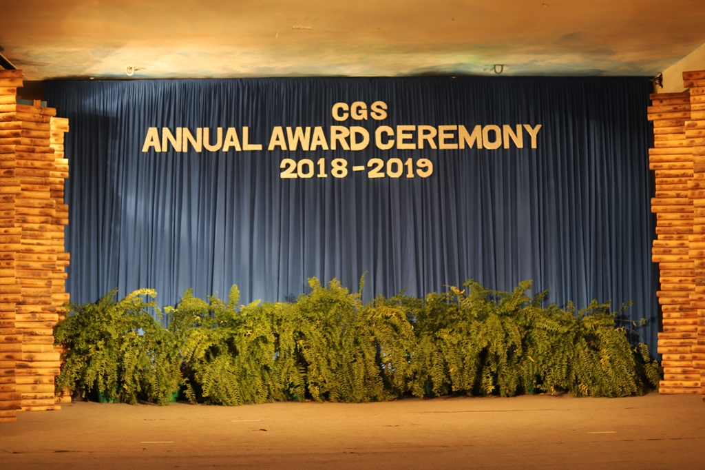 Annual Awards 2019