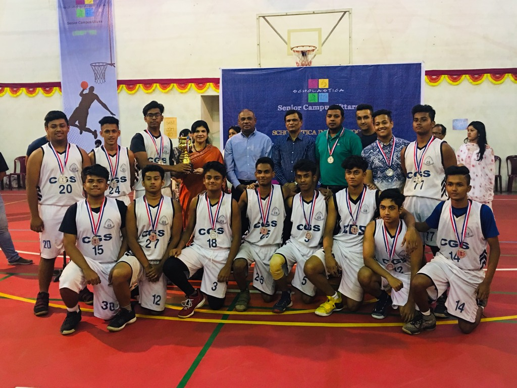Scolastica Inter School Basketball Tournament September 2019