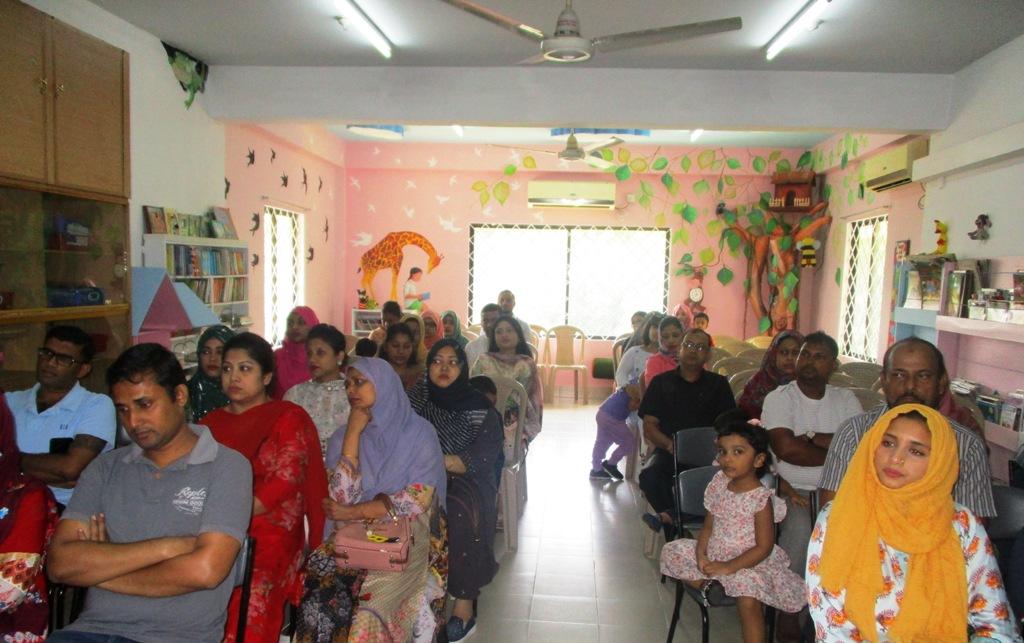 Orientation Program for CGS Parents