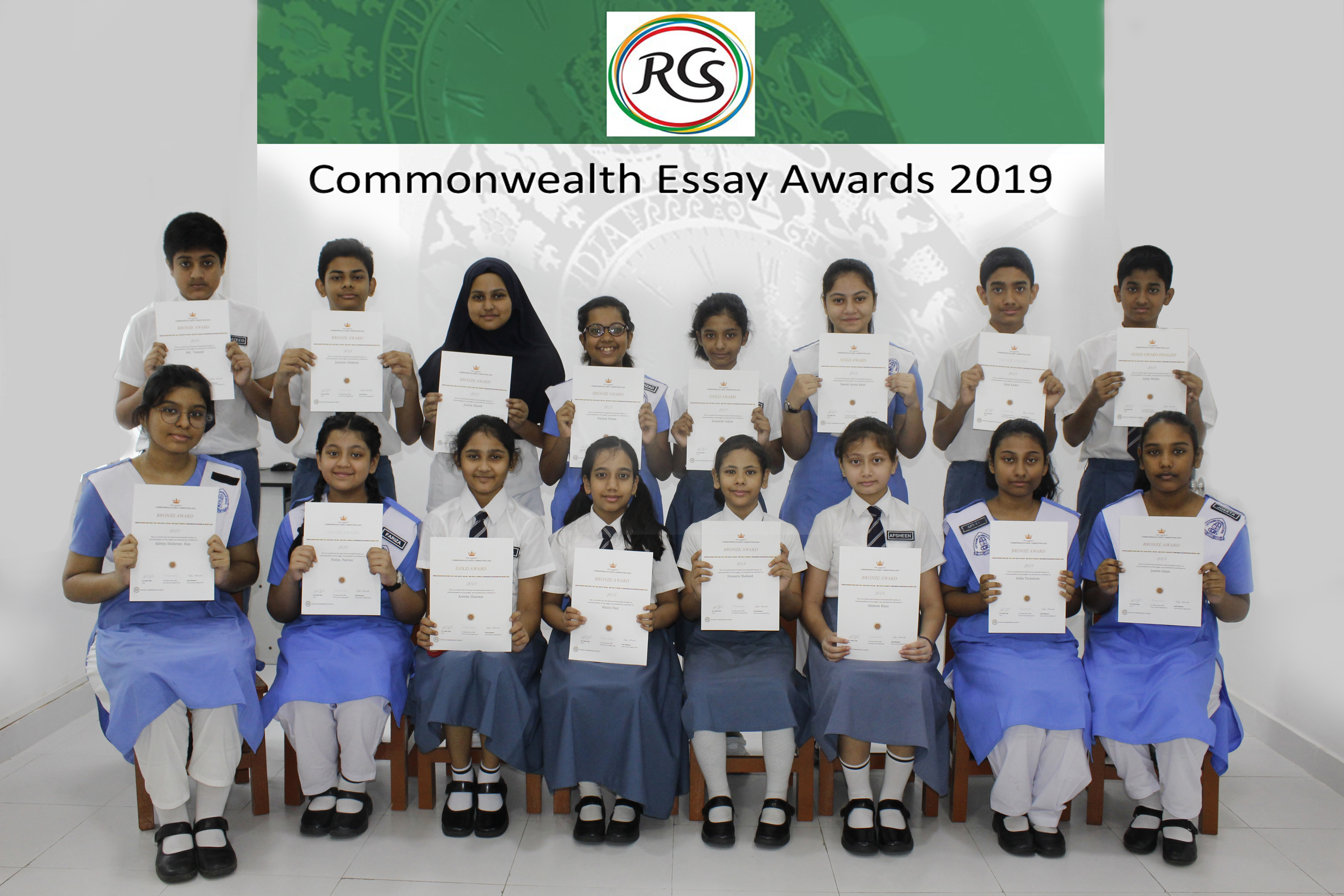 Commonwealth Essay Competition 2019