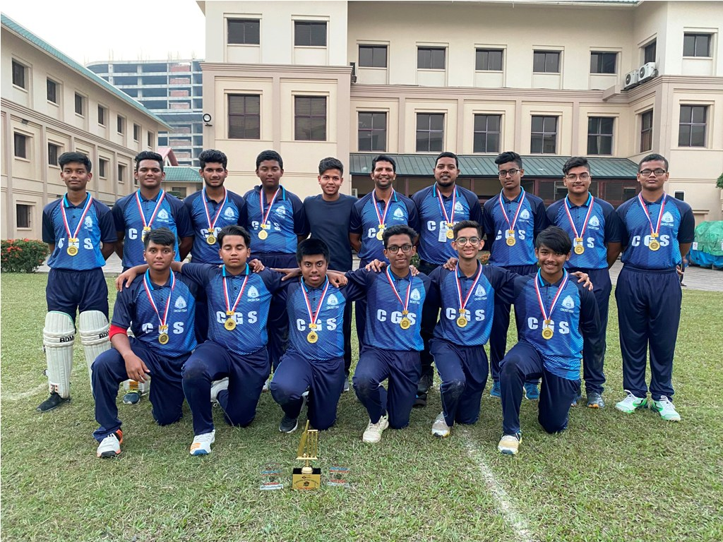 ISD Cricket Tournament 2019