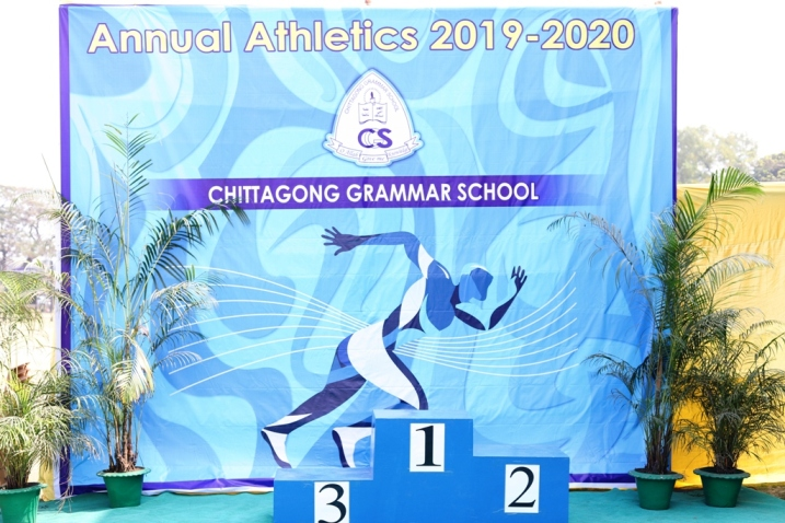 CGS Annual Athletics 2019 - 2020