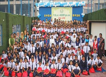 CGSD Secondary (CS): Foundation Day