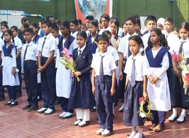 CGSD Secondary (CS): International Mother Language Day