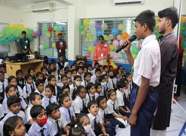 CGSD Secondary (CS): Childrens Day